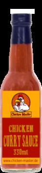 CHICKEN-MASTER   Curry Sauce 330 ml